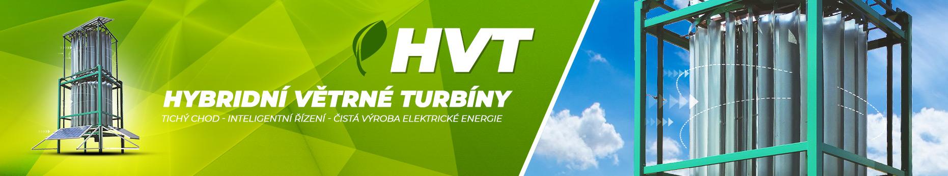 HVT - Hybridní větrná turbína